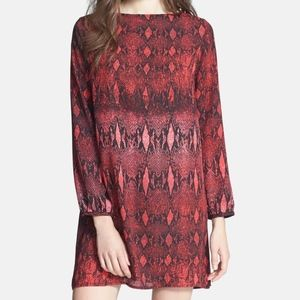 BB Dakota Long Sleeve Dress